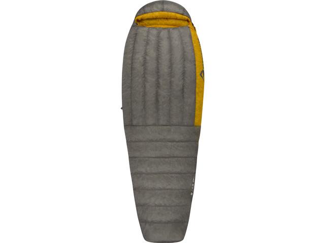Sea to Summit Spark SpII Sleeping Bag long dark grey/yellow